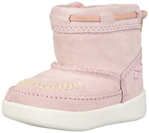 UGG1094568I - mocassin, I Cali, Campfire Unisex Kids, Rose (Baby Pink), 2/3 M US Infant