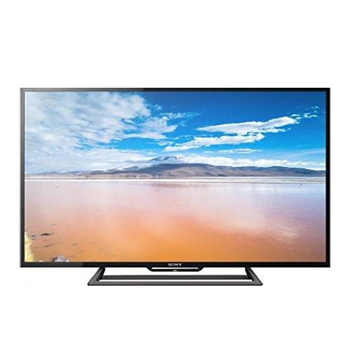 Sony KDL-48R550C - Téléviseur 48' LED Full HD 100Hz, Smart TV, Wi-Fi, Lecture et enregistrement USB, DVB-C, DVB-T, DVB-T2, A++ Efficacité énergétique