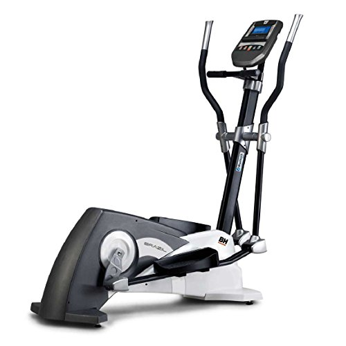 BH Fitness I.Brazil Elliptical Bike, Fitness, blanc, taille unique