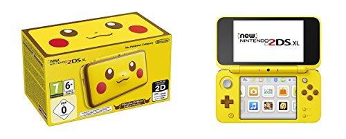 Nintendo New 2DS XL - Console Pikachu - Edition limitée
