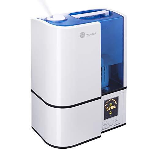 TaoTronics Humidificateur à ultrasons silencieux 4L
