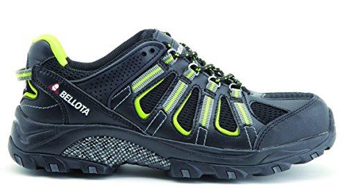 Bellota 72211N43S1P - Chaussures de randonnée pour hommes et femmes (Taille 43), modèle de sécurité avec type sport ou montagne