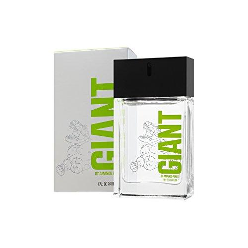 GIANT Molecules Eau de Parfum Eau de parfum, 50 ml, unisexe, contient des phéromones