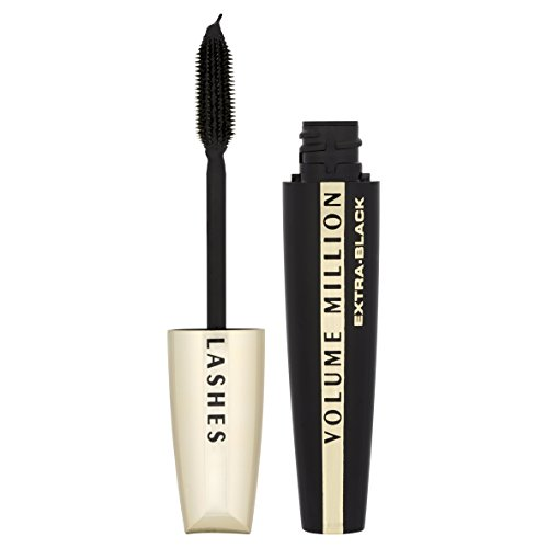 L'Oréal Paris Volume Million Lashes, Extra Black Clean Volume Mask 10,7 ml