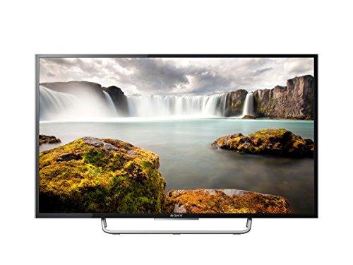Sony KDL-40W705C - Téléviseur Full HD 200 Hz 40' à DEL, télévision intelligente, Wi-Fi, lecture et enregistrement USB, DVB-C, DVB-S, DVB-S2, DVB-T et DVB-T2