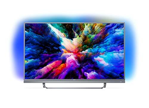 Série 7000 TV 4K ultra-mince avec technologie Android TV 49PUS7503/12