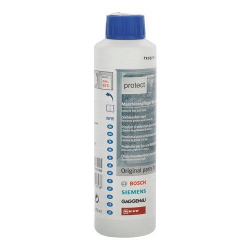 Bosch lave-vaisselle flacon d'entretien 250 ml