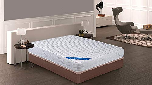Imperial Confort Oslo 21 Matelas Viscoélastique, Polyester, Blanc, Lit 175/200 (Super King), 120x190