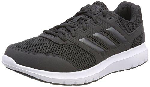 ADIDAS Duramo Lite 2.0, Chaussures d'entraînement pour hommes, grises (Carbon Core Black 0), 42 2/3 EU