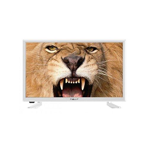 Nevir NVR-7412-20HD-B TV LED 50.8 cm (20') HD White - TV (50.8 cm (20'), 1366 x 768 pixels, HD, LED, DVB-C,DVB-T, Blanc)