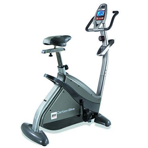 BH Fitness Carbon - Vélo d'exercice gris