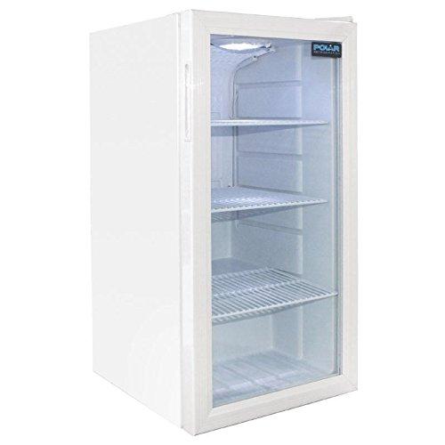 Polar CF750 en présentoir de comptoir réfrigérant