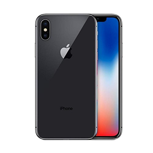 Apple iPhone X 64GB Space Gray (remis à neuf)