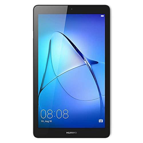 Huawei Mediapad T3 7, Tablette IPS 7 pouces, avec WiFi, processeur quad-core MT8127, 1 Go de RAM, 8 Go de ROM, Couleur Gris (Space Grey)