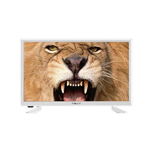 NEVIR 20' White Led TV TDT Hd NVR-7418-20HD-B NVR-7418-20HD-B