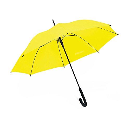 Parapluie eBuyGB Classic, jaune (jaune) - 1304108