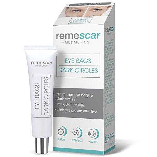 Remescar Eye Bags and Anti- Dark Circles Cream (8ml)| Crème pour les yeux testée cliniquement