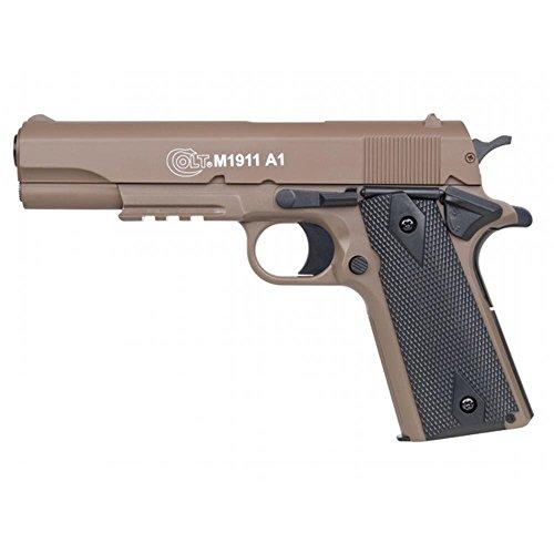Cybergun 180126 - Quai coulissant en métal, puissance 0,7 joules