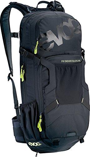 Evoc Protector Enduro Blackline - Sac à dos (système d'hydratation), noir, 27 x 56 x 11 cm
