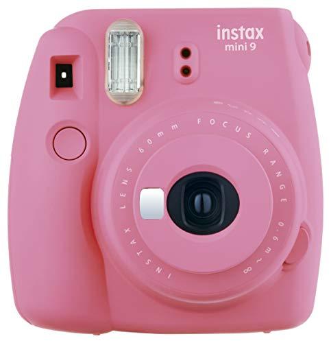 Fujifilm Instax Mini 9 - Caméra instantanée, caméra simple, rose