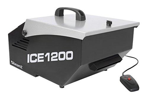 BeamZ ICE1200 MKII Water 0.9L 1200W Noir, gris - Machine à fumée (1200 W, 220-240, 7.9 kg, 435 x 335 x 255 mm)