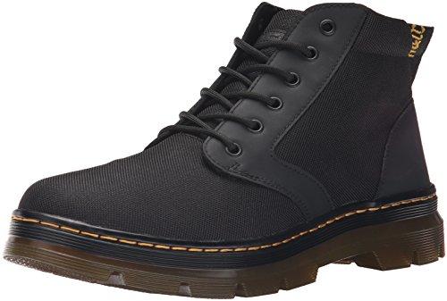 Martens Bonny, bottes unisexes pour adultes, noires (nylon noir très résistant et caoutchouc noir 001), 42 EU