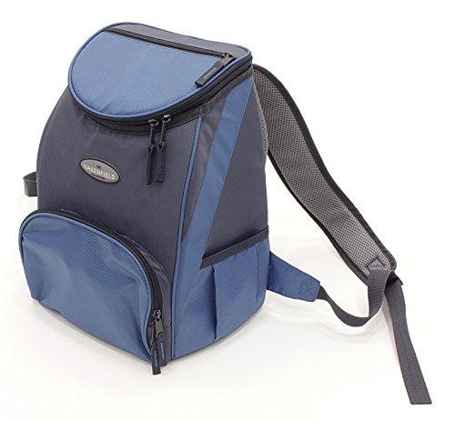Greenfield Collection Deluxe - Sac à dos de réfrigérateur léger, couleur bleue
