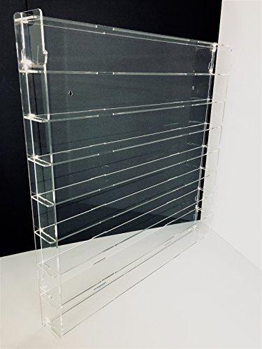 TR.4.2.2L8B/T Techniques Laser Vitrine en méthacrylate transparent 75 x 75 x 75 x 7 cm Lot de 13 pièces
