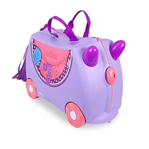 Trunki Valise pour bagage à main enfant : Pony Bluebell (Violet)