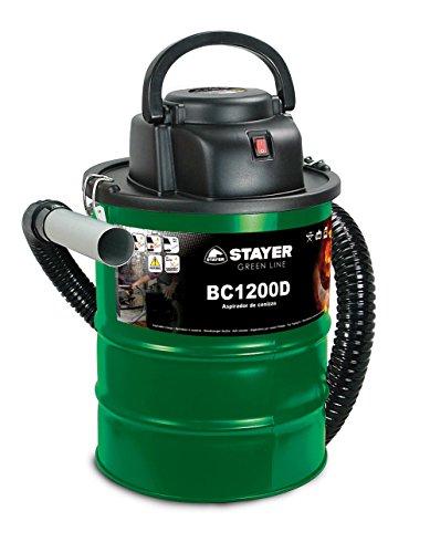 Aspirateur à cendres Stayer 1200D, vert