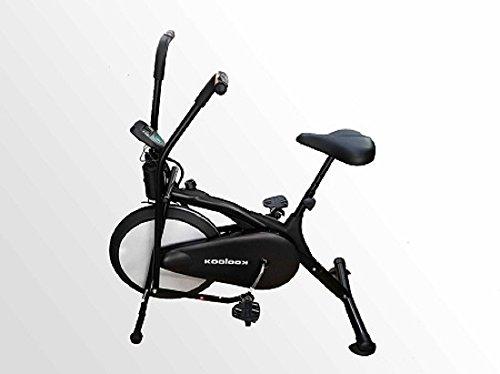 Air Bike Orbit, vélo elliptique + vélo stationnaire KooLooK 2-EN-1