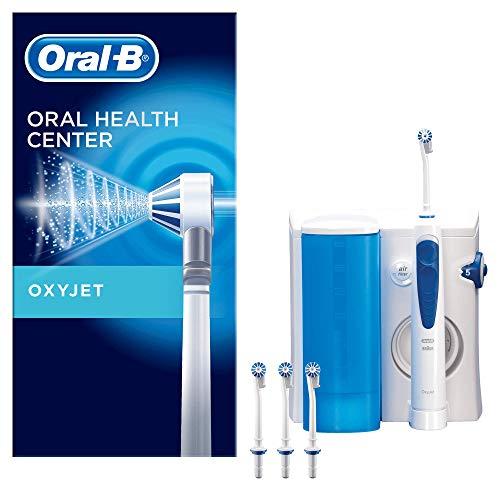 Oral-B Oxyjet - Système de nettoyage d'irrigateur oral avec technologie Braun