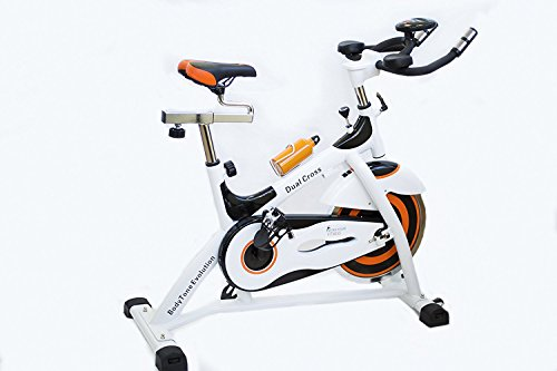 HomeASTAN Bicycle Spinning Professional Evolution Volant tout équipé 22 Kg