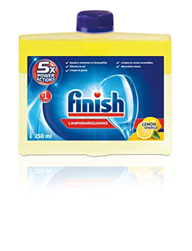 Liquide lave-vaisselle Finish citron - 250 ml