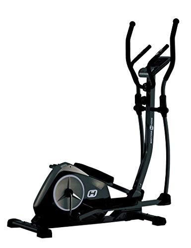 BT BODYTONE - DE20 - Vélo Eliptique Professionnel pour la remise en forme à domicile - Affichage LED et moniteur de fréquence cardiaque - Poids maximum 110 kg