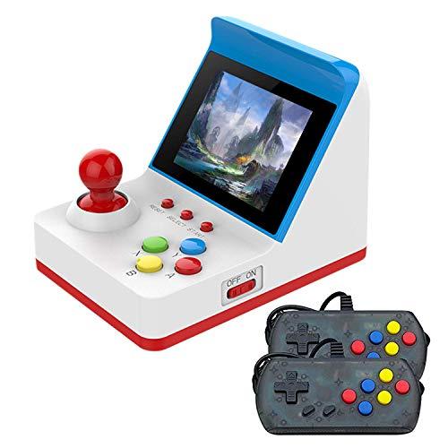CXYP Mini Arcade Recreation, 3 pouces 360 Jeux Console de jeux Laptop Retro Mini Arcade Jeux Rétro Console de jeux Laptop Retro Pour cadeau Pour les enfants
