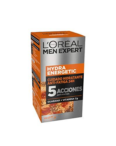 L'Oréal Paris Homme Expert Hydra Crème Hydratante Anti-Fatigue Energétique Anti-Fatigue pour homme - 50 ml