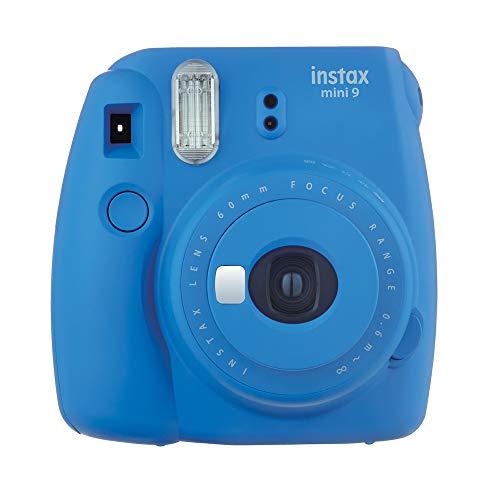 Fujifilm Instax Mini 9 - Caméra instantanée, caméra simple, bleu marine