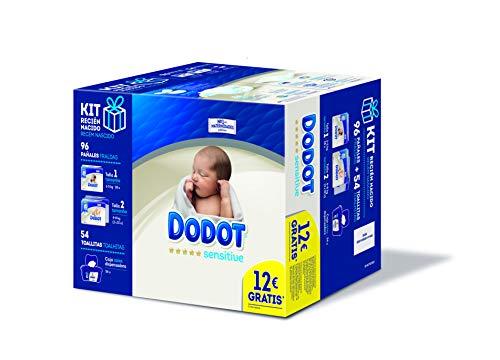 Kit Dodot Protection Plus pour nouveau-né sensible (150)