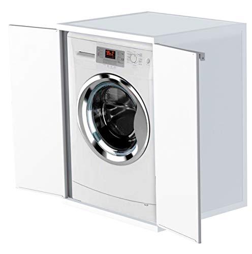 Comprar el mejor armario para lavadora 2019 - Armario para lavadora ...