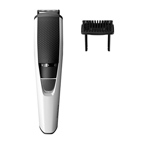 Philips 3000 Series BT3206/14 - Tondeuse à barbe, réglage fin tous les 0,5 mm pour le style désiré