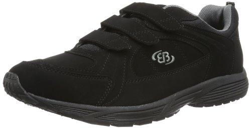 Bruetting Hiker V 191120 - Chaussures de course à pied, unisexe, noir, taille 43