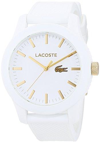 Lacoste 2010819 - Montre-bracelet analogique homme, bracelet silicone