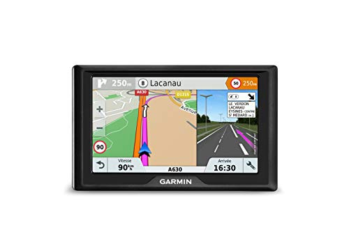 Garmin Drive 51 EU LMT-S Plus - Navigateur GPS, Amazon Exclusive, Noir