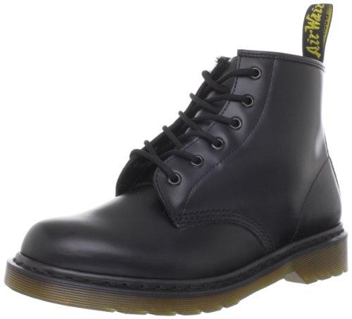 Martens - Bottes militaires, couleur : Noir, Noir, Noir, 43