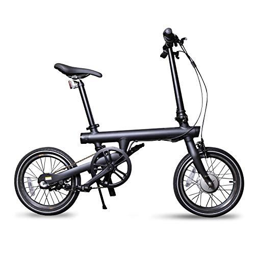 Xiaomi Qicycle - Vélo électrique pliable de 250W, noir