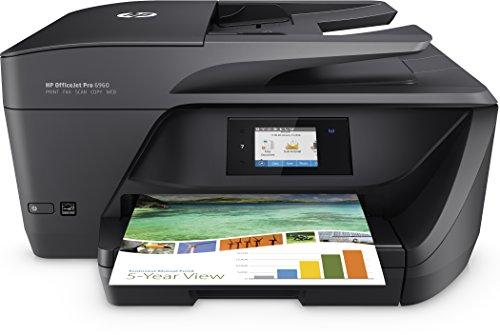 HP Officejet Pro 6960 - Imprimante multifonction à jet d'encre noire