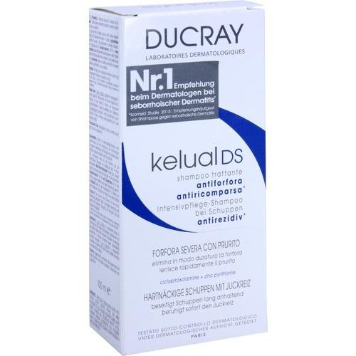 Ducray Kelual Ds Shampooing States Flaking 100 ml