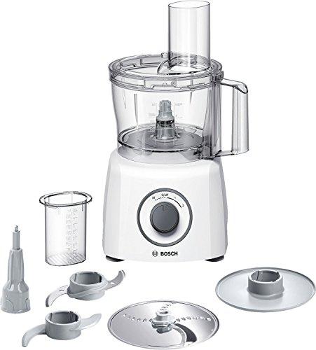 Bosch MCM3100W MultiTalent3 - Robot de cuisine, 800 W, couleur blanc