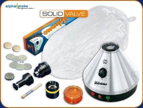 Volcano CLASSIC vaporisateur set complet - Easy Valve